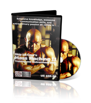 mm video 2 Skip La Cours Results University Comprehensive Bodybuilding and Training Course