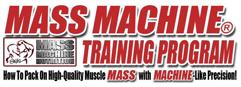 mmt banner Mass Machine Training Routine #1