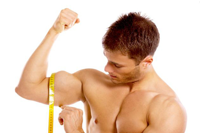 """bicep size main What's The """"Right"""" Way To Measure Your Body Parts (like arms, chest, legs, ect.)?"""
