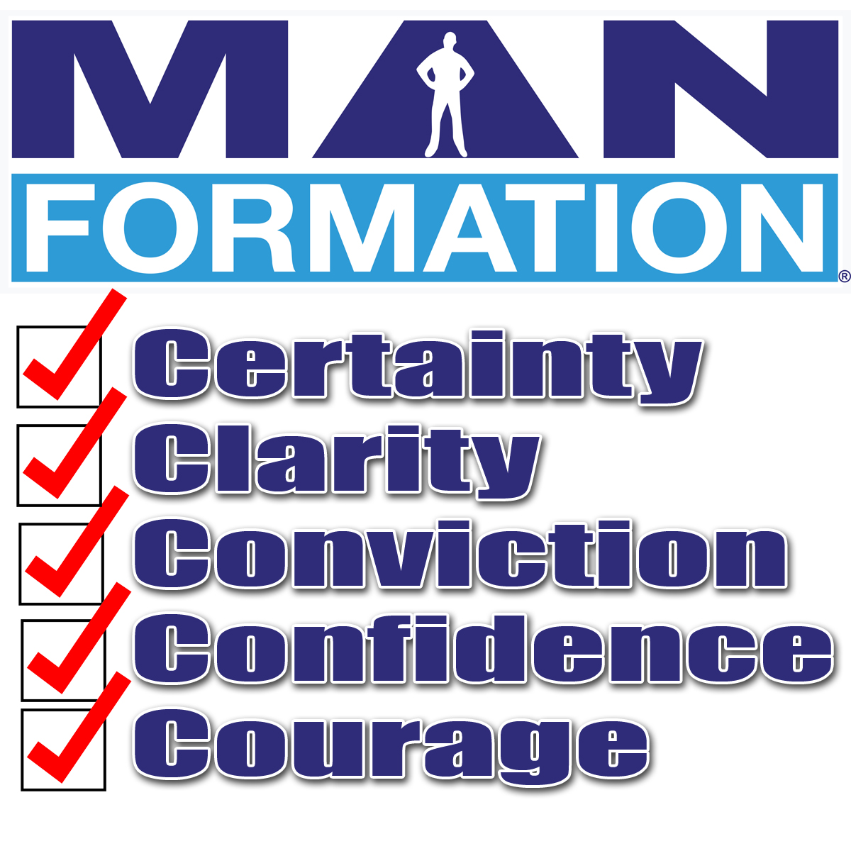 manformation checklist Exclusive Weekly One on One Coaching with Skip La Cour