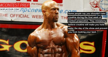 Eliminate-Creatine-Before-A-Contest-No-Way