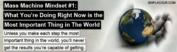 Mass Machine Mindset 1 World Top 15 Ways To Create The Mindset That Gets Awesome Results