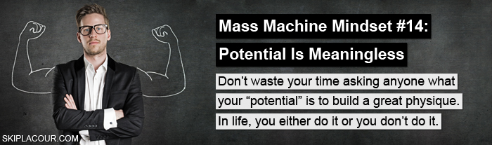 Mass Machine Mindset 14 Top 15 Ways To Create The Mindset That Gets Awesome Results