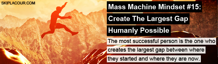 Mass Machine Mindset 15 Top 15 Ways To Create The Mindset That Gets Awesome Results
