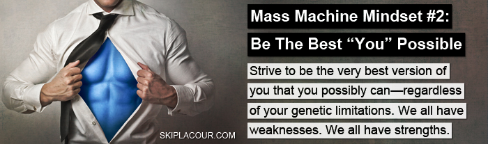 Mass Machine Mindset 2 Top 15 Ways To Create The Mindset That Gets Awesome Results