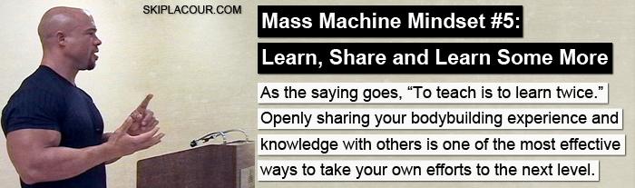 Mass Machine Mindset 5 Top 15 Ways To Create The Mindset That Gets Awesome Results