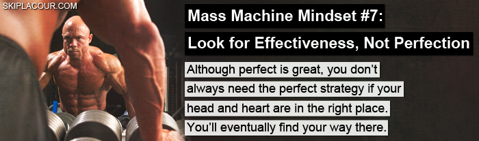 Mass Machine Mindset 7 Top 15 Ways To Create The Mindset That Gets Awesome Results