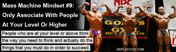 Mass Machine Mindset 9 Only Associate Top 15 Ways To Create The Mindset That Gets Awesome Results