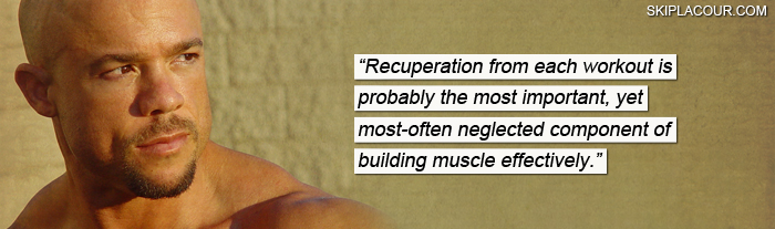 Recuperation From Each Workout Volume Of Training