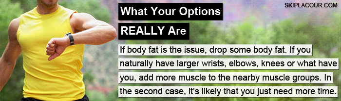 What Your Options The TRUTH About Bringing Up Lagging Body Parts