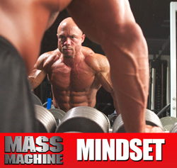 mindset6 Mass Machine Training Program