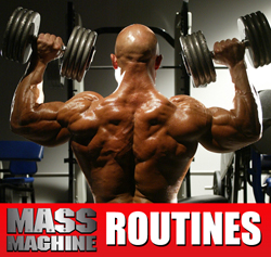 routines1 Mass Machine Training Program