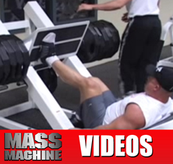videos2 Mass Machine Training Program