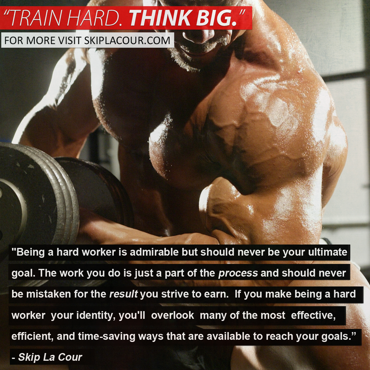 hard worker Dont Make Being A Hard Worker Your Goal