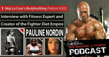 PAULINE-NORDIN Interview