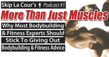 Why Most Bodybuilding and Fitness Experts Should Stick To Giving Out Bodybuilding and Fitness Advice