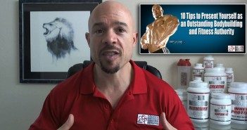 10 Tips to Present Yourself As an Outstanding Bodybuilding and Fitness Authority