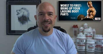 Worst to First: Bring Up Your Lagging Body Parts