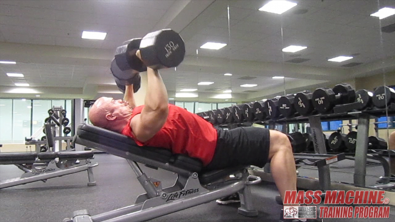 chest 2 Get Your Free Mass Machine Training Coaching Audio Files and Workout Log Book Now