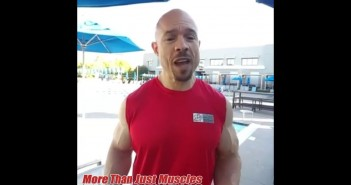 Day #12 of the Mass Machine Training 10-Week Challenge – Turn Your Pain into Absolute Power