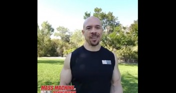 Day #15 of the Mass Machine Training Challenge – 3 Ingredients Needed to Change