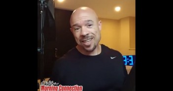 "Day #20 – Mass Machine Training Challenge – Morning Connection – ""Fitness-Centered Life Coaching"""