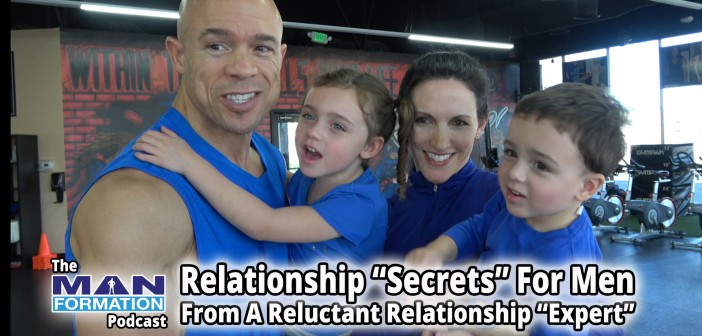 "Relationship ""Secrets"" For Men From A Reluctant Relationship ""Expert"""