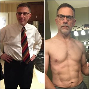 dennis1 300x300 12 Week Fitness Transformation Journeys For Older Men