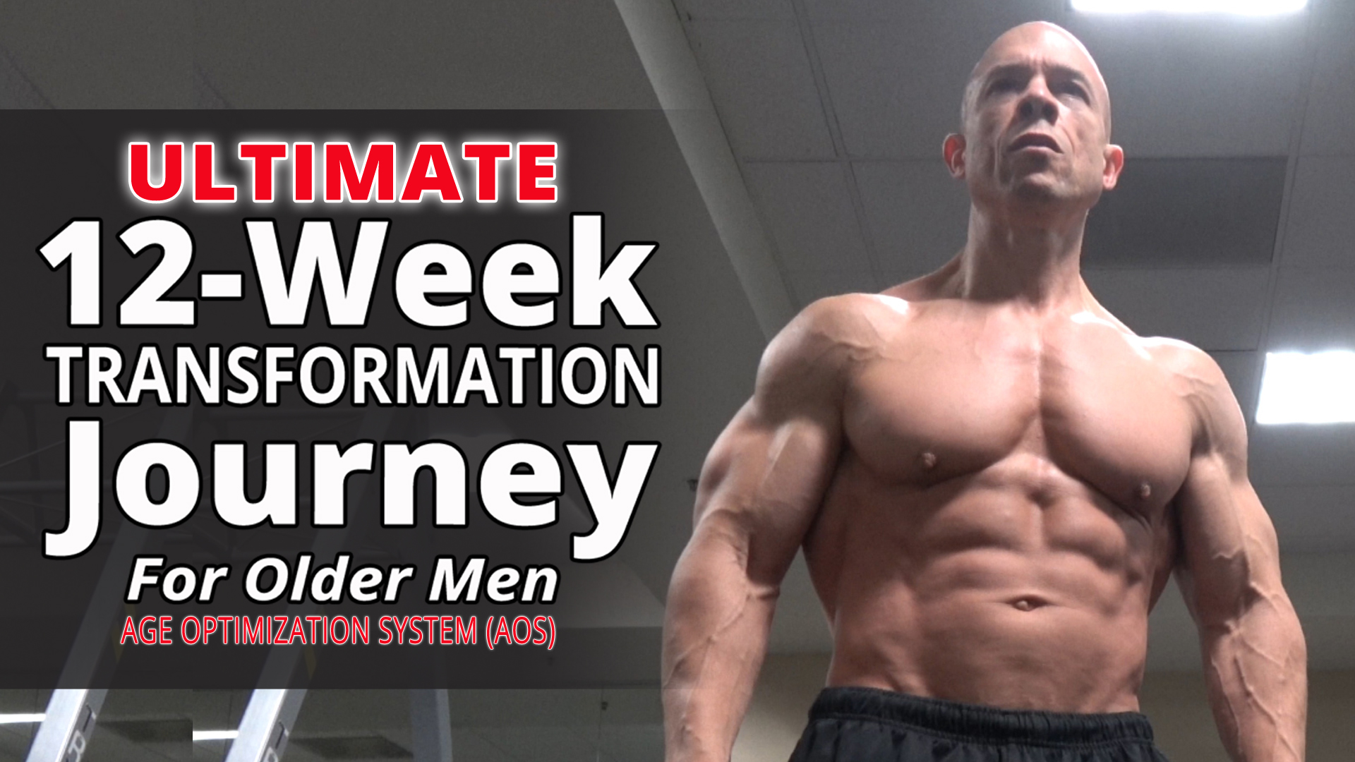banner ultimate ULTIMATE 12 Week Fitness Transformation Journey For Older Men Weekly Review Form