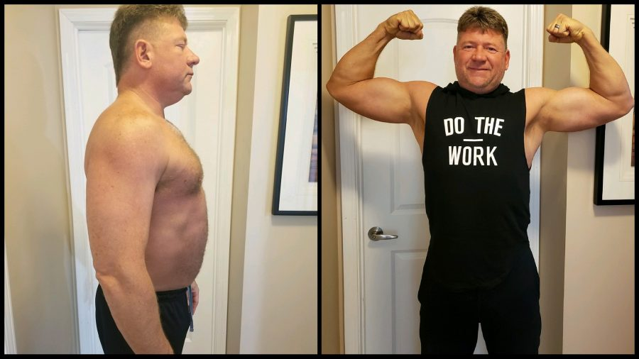 80434655 10157887809129588 6217993449145106432 o e1577304013795 12 Week Fitness Transformation Journeys For Older Men