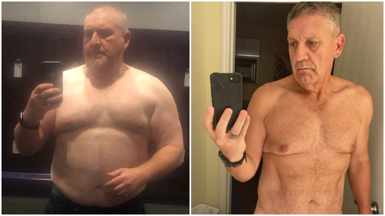 Tom Lost 100 Pounds!
